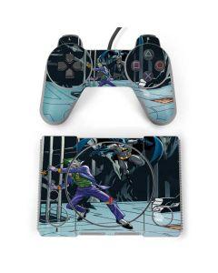 Batman vs Joker - The Joker PlayStation Classic Bundle Skin