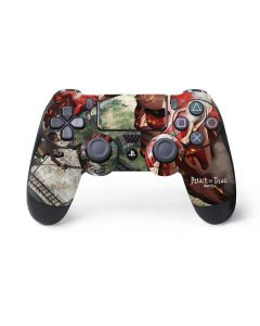 Battle With Titan PS4 Controller Skin