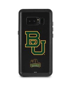 Baylor Bears BU Galaxy Note 8 Waterproof Case