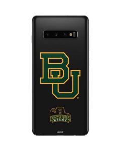 Baylor Bears BU Galaxy S10 Plus Skin