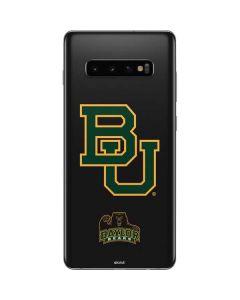 Baylor Bears BU Galaxy S10 Plus Skin