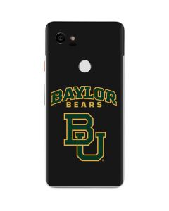 Baylor Bears BU Google Pixel 2 XL Skin