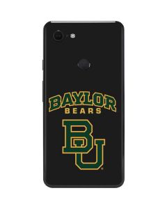 Baylor Bears BU Google Pixel 3 XL Skin