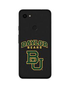 Baylor Bears BU Google Pixel 3a Skin