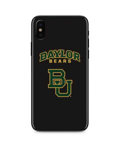 Baylor Bears BU iPhone XS Max Skin