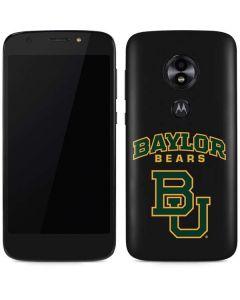 Baylor Bears BU Moto E5 Play Skin