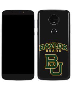 Baylor Bears BU Moto E5 Plus Skin