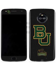 Baylor Bears BU Moto X4 Skin