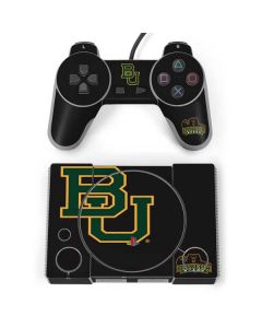 Baylor Bears BU PlayStation Classic Bundle Skin