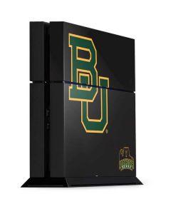 Baylor Bears BU PS4 Console Skin