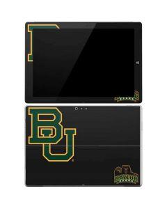 Baylor Bears BU Surface Pro 3 Skin
