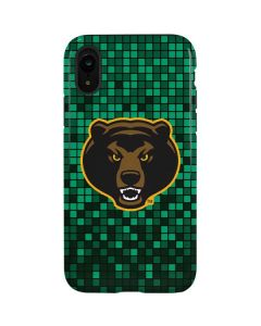 Baylor Bears Checkered iPhone XR Pro Case