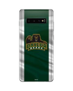 Baylor Bears Jersey Galaxy S10 Plus Skin