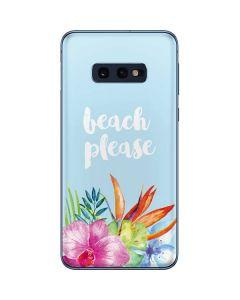 Beach Please Galaxy S10e Skin
