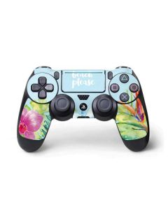 Beach Please PS4 Pro/Slim Controller Skin