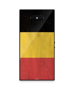 Belgium Flag Distressed Razer Phone 2 Skin