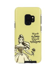Belle Tale As Old As Time Galaxy S9 Pro Case