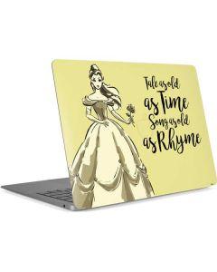 Belle Tale As Old As Time Apple MacBook Air Skin