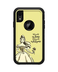 Belle Tale As Old As Time Otterbox Defender iPhone Skin