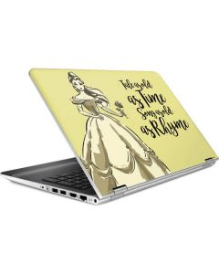 Belle Tale As Old As Time HP Pavilion Skin