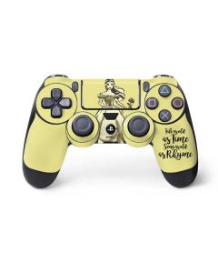 Belle Tale As Old As Time PS4 Controller Skin