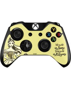 Belle Tale As Old As Time Xbox One Controller Skin