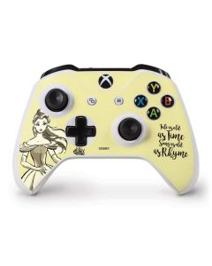 Belle Tale As Old As Time Xbox One S Controller Skin