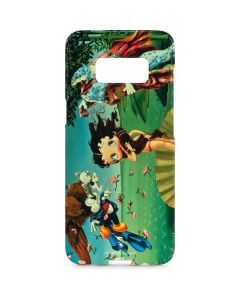 Betty Boop at Sea Galaxy S8 Plus Lite Case