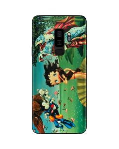 Betty Boop at Sea Galaxy S9 Plus Skin