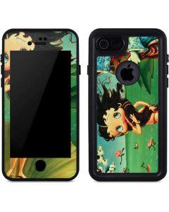 Betty Boop at Sea iPhone 7 Waterproof Case