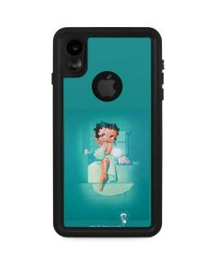 Betty Boop Bathing iPhone XR Waterproof Case