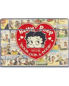 Betty Boop Comic Strip Galaxy Book Keyboard Folio 12in Skin
