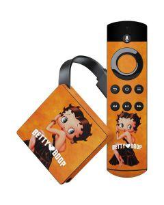 Betty Boop Little Black Dress Amazon Fire TV Skin