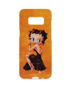 Betty Boop Little Black Dress Galaxy S8 Plus Lite Case