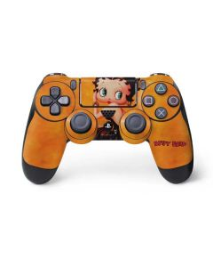 Betty Boop Little Black Dress PS4 Controller Skin