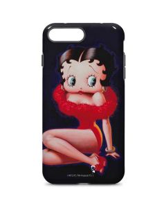 Betty Boop Red Dress iPhone 7 Plus Pro Case