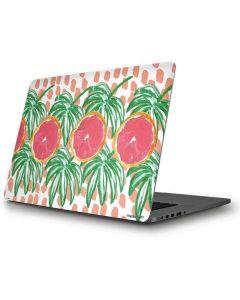 Graphic Grapefruit Apple MacBook Pro Skin