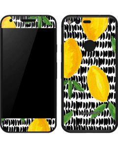 Lemons 2 Google Pixel Skin