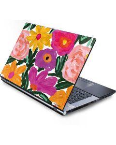 Painterly Garden Generic Laptop Skin