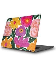 Painterly Garden Apple MacBook Pro Skin