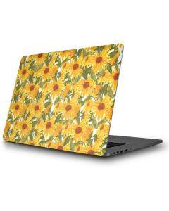 Sunflowers Apple MacBook Pro Skin