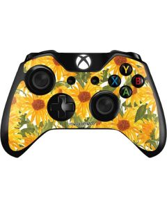 Sunflowers Xbox One Controller Skin