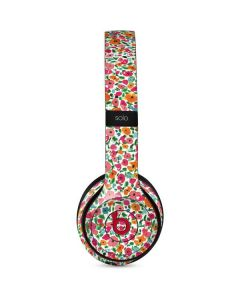 Watercolor Floral Beats Solo 3 Wireless Skin