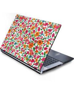 Watercolor Floral Generic Laptop Skin