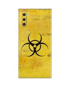 Biohazard Large Galaxy Note 10 Skin