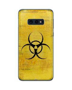 Biohazard Large Galaxy S10e Skin