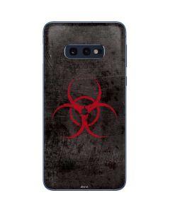 Biohazard Red Galaxy S10e Skin