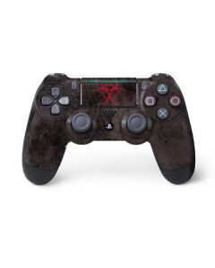 Biohazard Red PS4 Pro/Slim Controller Skin