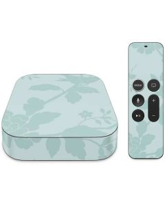 Bird Floral Apple TV Skin