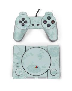 Bird Floral PlayStation Classic Bundle Skin
